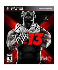 WWE '13 (Sony PlayStation 3, 2012) Brand New Sealed PS3