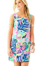 NWT Lilly Pulitzer CATHY SHIFT DRESS  Multi Exotic Garden Size 6