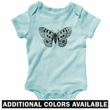 Apollo Mountain Butterfly One Piece - Baby Infant Creeper Romper NB-24M - Nature