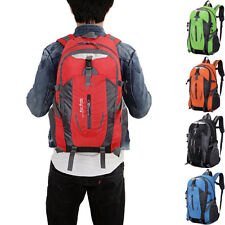 Outdoor Hiking Camping Travel Waterproof Backpack Pack Mountaineering Bag New