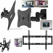 TV LED LCD HD Wall Mount Bracket Tillt Swivel Holder For 17 26 30 40 48 50- 55""