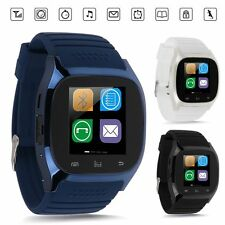 M26 Bluetooth Touch Screen Smartwatch Phone Mate For iOS Android Samsung iPhone