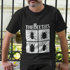 New The Beetles Funny The Beatles Music Band T-Shirt Size S - 5XL