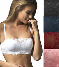 Strapless Padded Lace Bra 10.09.5165 Anna by After Eden