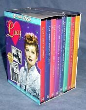 Lucy Collection Edition by Lucille Ball - DVD 8 pack Disc Set - NEW Sealed