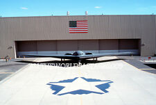 USAF B-2 Bomber Color Photo Military US Air Force Combat Aircraft Vet Jet war