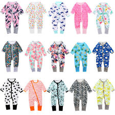 New Romper Baby Boy Girl Kid Jumpsuit Newborn Clothes Printed Outfits One-piece