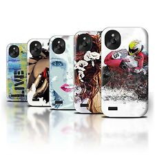STUFF4 Back Case/Cover/Skin for HTC Desire X/Fragments