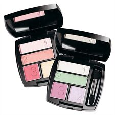 Avon True Colour Eyeshadow Quad with numbers ~ Assorted Shades ~ New & Boxed