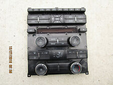 10 - 12 FORD TAURUS SEL DASH CLIMATE CONTROL RADIO CD PLAYER FACE PLATE ONLY