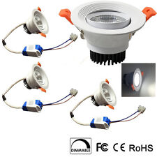 CRI80 5W 60degree COB LED Ceiling Downlight Cabinet Recessed Fixture Fitting Kit