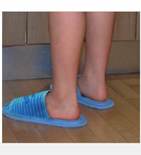 Microfiber Cleaning Slippers Cleaning Shoes Floor Dust Mop