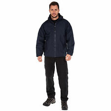 Regatta Hudson Waterproof Thermo Guard Insulated Mens Jacket Full Zip Coats