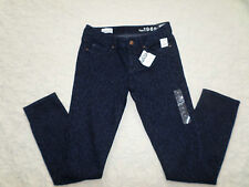 """GAP 1969 JEANS WOMENS SIZE 25 ALWAYS SKINNY 29"""" ANKLE STRETCH NEW WITH TAGS"""