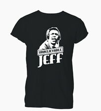 Unbelievable Jeff Chris Kamara Stelling Football Lad Ladies Mens T-Shirt Tshirt