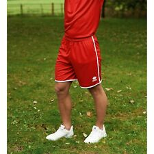 Errea Bonn Football Shorts Mens Sports Light Weight Training Gym Various Sizes