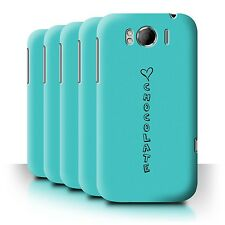 STUFF4 Back Case/Cover/Skin for HTC Sensation XL/G21/Heart XOXO