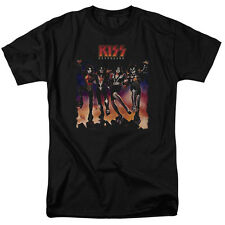 KISS - Destroyer Cover - Adult T-Shirt
