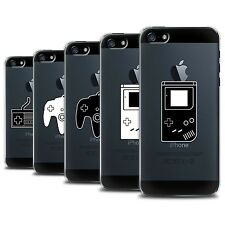 STUFF4 Back Case/Cover/Skin for Apple iPhone 5/5S/Gaming Controller