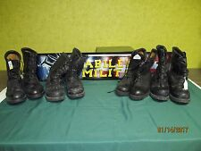 Military ICW Intermediate Cold Weather Gortex Boots Boot Black Belleville Used