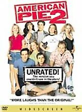 American Pie 2 (DVD, 2002, Unrated Version; Widescreen; Collector's Edition)