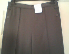 LADIES TROUSERS SIZE 14 LONG BY MARKS AND SPENCER BNWT
