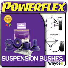 Volkswagen Jetta MK2 (1985 - 1992) All POWERFLEX Suspension Bush Bushes & Mounts