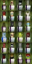 Discontinued Scentsy Warmers Deluxe Full-Size Mid-Size Element Lampshade Warmers