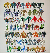 Ben 10 Figures - to each - CHOICE of 10cm Action Figures from Bundle/Lot