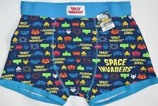 Space Invaders Mens HIPSTER Boxer Underwear Pants NEW Sizes S - XXL