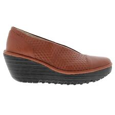 Fly London Yema685Fly Wedge Brick Womens Shoes