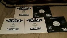 RAP-A-LOT RECORDS ALOT OF 5 ALBUMS GETO BOYS,SCARFACE,DO OR DIE 90'S RAP EX