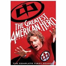 The Greatest American Hero - Season 1 (DVD, 2010, 2-Disc Set)  New Sealed