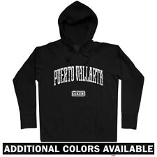 Puerto Vallarta Mexico Hoodie - Hoody Men S-3XL - Gift Vacation Jalisco Mexican