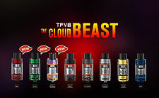 NEW SMOK TFV8 Cloud Beast Tank - 6 ML -100 % ORIGINAL NEW COLORS AVAILABLE