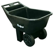 Ames Companies The 2463675 Easyroller Lawn Cart, 3-Cu. Ft.