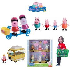 Peppa Pig Toy All Toys from Peppa's World & MORE 100% ORIGINAL Figures Toys Set