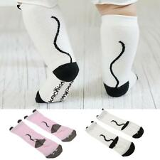 Newborn Baby Boy Girls Socks Knee Toddler High Socks Leg Warmer Fress Shipping