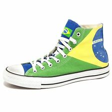 7415P sneaker CONVERSE ALL STAR BRASILE scarpa uomo shoe men