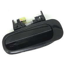 For 1998-2002 TOYOTA COROLLA Outside Outer Black Rear Left LH Side Door Handle