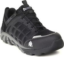 Rocky Mens Black Synthetic Trailblade Composite Toe Work Shoes