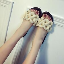 Women fashionable with Unique Design Plastic Flat Casual Sandal/slippers