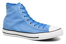 Men's Converse Chuck Taylor All Star Hi Chambray Hi-top Trainers in Blue