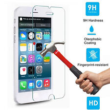 Screen Protector Tempered Glass Lenses Protective Film Cover For Apple iPhone