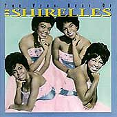 The Very Best of the Shirelles by The Shirelles (CD, Oct-1994, Rhino (Label))