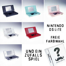 Nintendo DS Lite Set with huge Play selection various colours