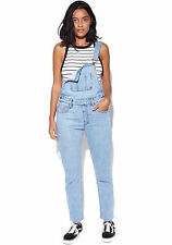 New THRILLS Womens Thelma Overall Reckless Blue
