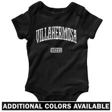 Villahermosa Mexico One Piece - Baby Infant Creeper Romper NB-24M - Gift Tabasco