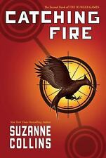 The Hunger Games: Catching Fire 2 by Suzanne Collins (2009, Hardcover)