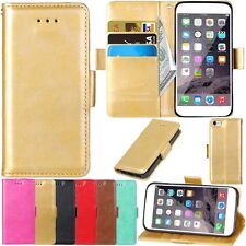 New Flip Leather Wallet Cards Stand Magnetic Case Cover For Apple iPhone 6 Plus